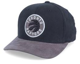 Toronto Raptors Darl Agent Reflective Black 110 Adjustable - Mitchell & Ness