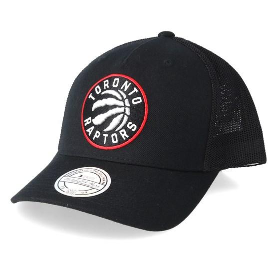 a3073dc82d5e26 Toronto Raptors Fuse 110 Black Trucker - Mitchell & Ness caps -  Hatstorecanada.com