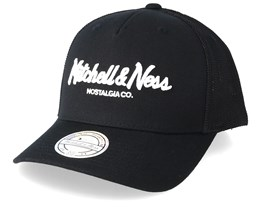 Pinscript 110 Black Trucker - Mitchell & Ness