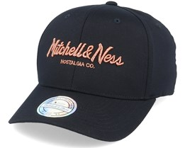 Own Brand Metallic Pinscript Black/Coppper 110 Adjustable - Mitchell & Ness