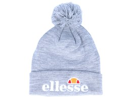 Velly Heather Grey Pom - Ellesse