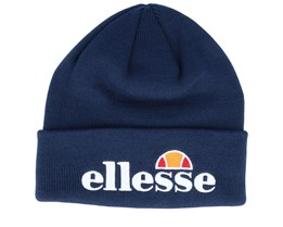 Velly Navy/White Cuff - Ellesse
