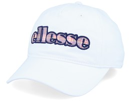 Tremmy White/Checked Adjustable - Ellesse