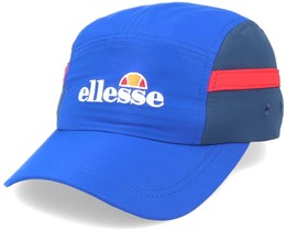 Mateo Cap Blue 5-Panel - Ellesse