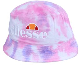 Hallan Hat Pink Tie Dye Bucket - Ellesse