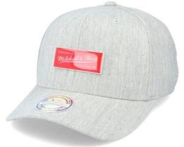 Own Brand Signal Snapback Heather Grey Adjustable - Mitchell & Ness