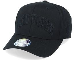 New York Knicks Tonal Jersey Black Adjustable - Mitchell & Ness