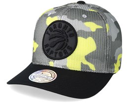 Toronto Raptors Flou Camo 110 Adjustable - Mitchell & Ness