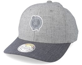 Boston Celtics Beam Heather Grey 110 Adjustable - Mitchell & Ness