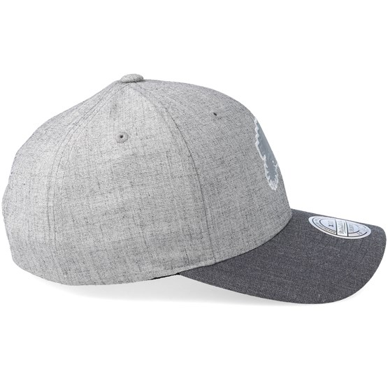 San Antonio Spurs Beam Heather Grey 110 Adjustable - Mitchell   Ness caps -  Hatstoreaustralia.com c97c383ef5a5