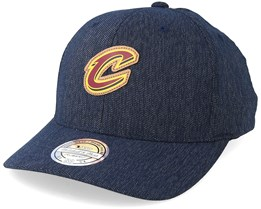 Cleveland Cavaliers Kraft Navy 110 Adjustable - Mitchell & Ness