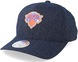 New York Knicks Kraft Navy 110 Adjustable - Mitchell & Ness