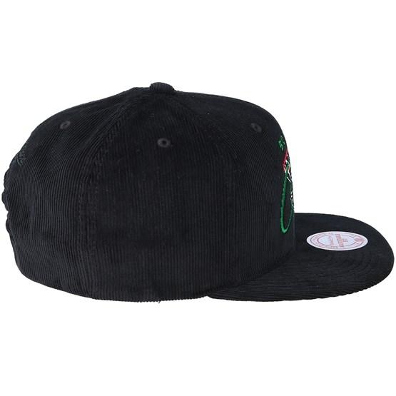 4e876a55 Boston Celtics All Net Black Snapback - Mitchell & Ness caps -  Hatstoreworld.com