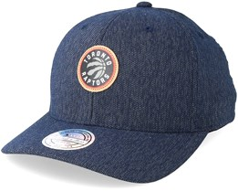 Toronto Raptors Kraft Navy 110 Adjustable - Mitchell & Ness