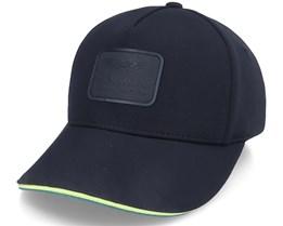 Kids Aston Martin F1 Lifestyle Cap Black Adjustable - Formula One
