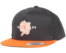 Chief Black Snapback - DC