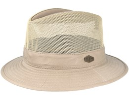 Safari Cotton Beige Traveller - MJM Hats