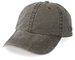2710acddc3a0a Baseball Cotton Enzyme Olive Adjustable - MJM Hats