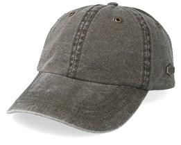 Baseball Cotton Enzyme Olive Adjustable - MJM Hats