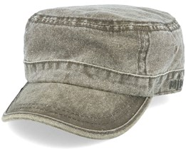 Fidel Cap Enzyme Olive Army - MJM Hats