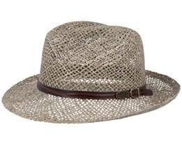 Austin Straw Natural Straw Hat - MJM Hats