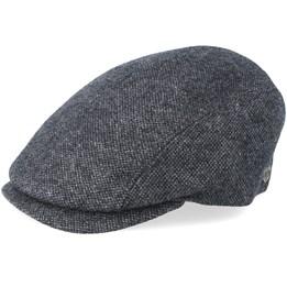 423c0a46a8a MJM Hats Daffy 3 100% Eco Merino Wool Anthracite Flat Cap - MJM Hats ₹ 4