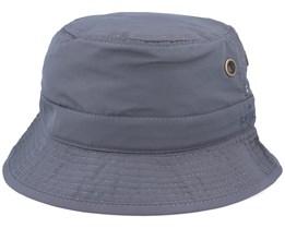 Bucket Taslan Anthracite Bucket - MJM Hats