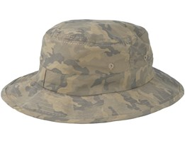 Gone Cotton Mix Khaki Camo Bucket - MJM Hats