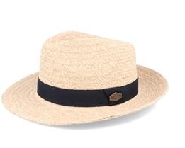 Aalst Organic Raffia Beige - MJM Hats