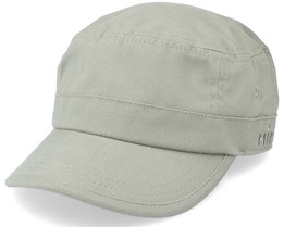Cuba Cotton Mix Recycled Pet Olive Army - MJM Hats