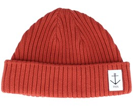 Smula Cuban Red Shortbeanie - Resteröds