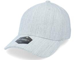 Crown 1 Premium Light Grey Melange Adjustable - Upfront
