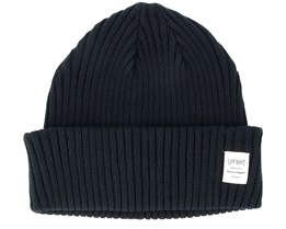 Bridge Black Beanie - Upfront