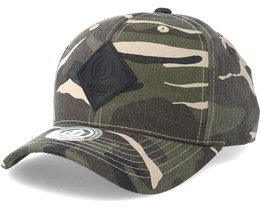 Offspring Baseball Camo Adjustable - Upfront