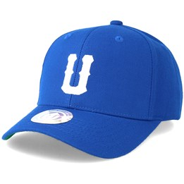 9b201c0be4bcf Almost Gone! Upfront United Terry Baseball Cap Royal Blue Adjustable -  Upfront £29.99