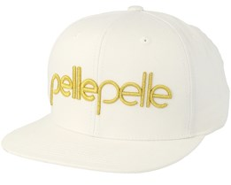 Recognize White Snapback - Pelle Pelle