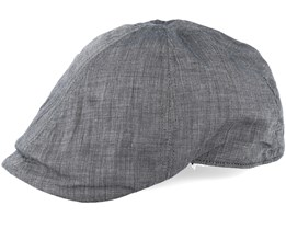 Karl Duckbill Grey Flat Cap - State Of Wow