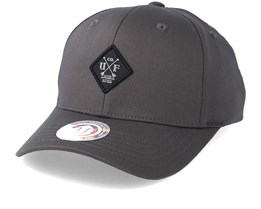 Noble Baseball Crown 2 Dark Grey Adjustable - Upfront
