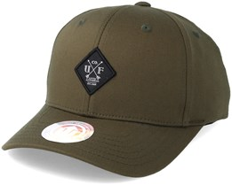 Noble Baseball Crown 2 Olive Adjustable - Upfront