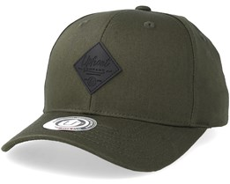 Baltimore Army Green Adjustable - Upfront