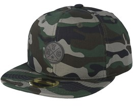 Kids NYC Urban Youth Camo Snapback - State Of Wow