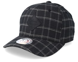 Boeing Baltimore Chequered Black Adjustable - Upfront
