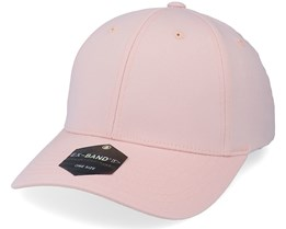 Crown 6 Ex-Band Baseball Light Pink Adjustable - Upfront