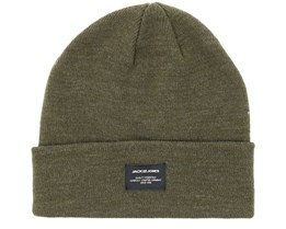 Jacdna Noos Green Beanie - Jack & Jones
