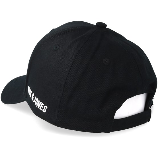 3d1592c6f Basic Logo Baseball Cap Black Adjustable - Jack & Jones caps -  Hatstoreaustralia.com