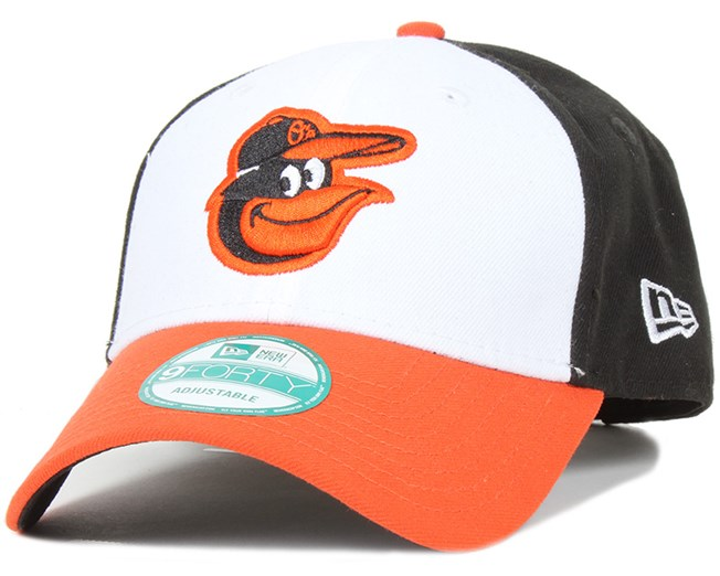 Baltimore Orioles The League Home 940 Adjustable - New Era - Start ... 08b89c9afd9