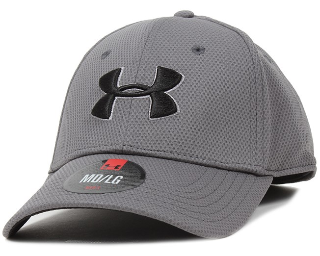 Blitzin II Graphite Flexfit - Under Armour caps  7cc1268e942