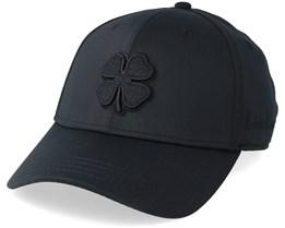 Premium Clover Black Black/Black Flexfit - Black Clover