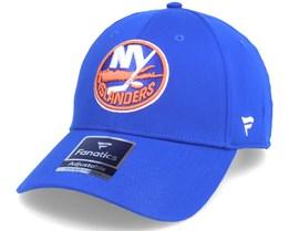 New York Islanders Primary Logo Core Velcro Strap Royal Adjustable - Fanatics
