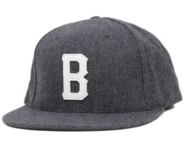 Home Team True Black Snapback - Burton